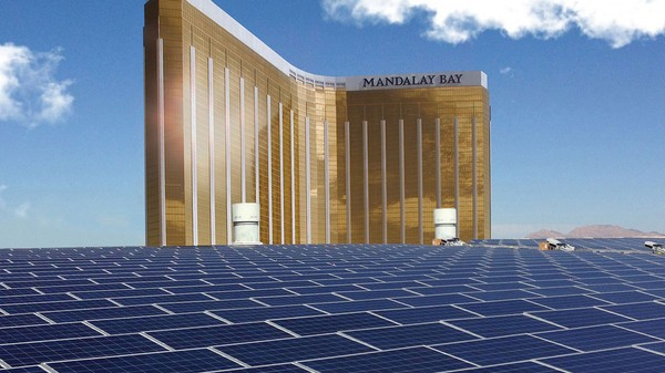 The Largest Rooftop Solar Farm in America Will Power 1/5th of a Single Hotel