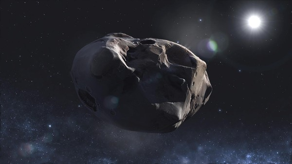 The Rosetta Comet Genuinely Smells Like Space Farts