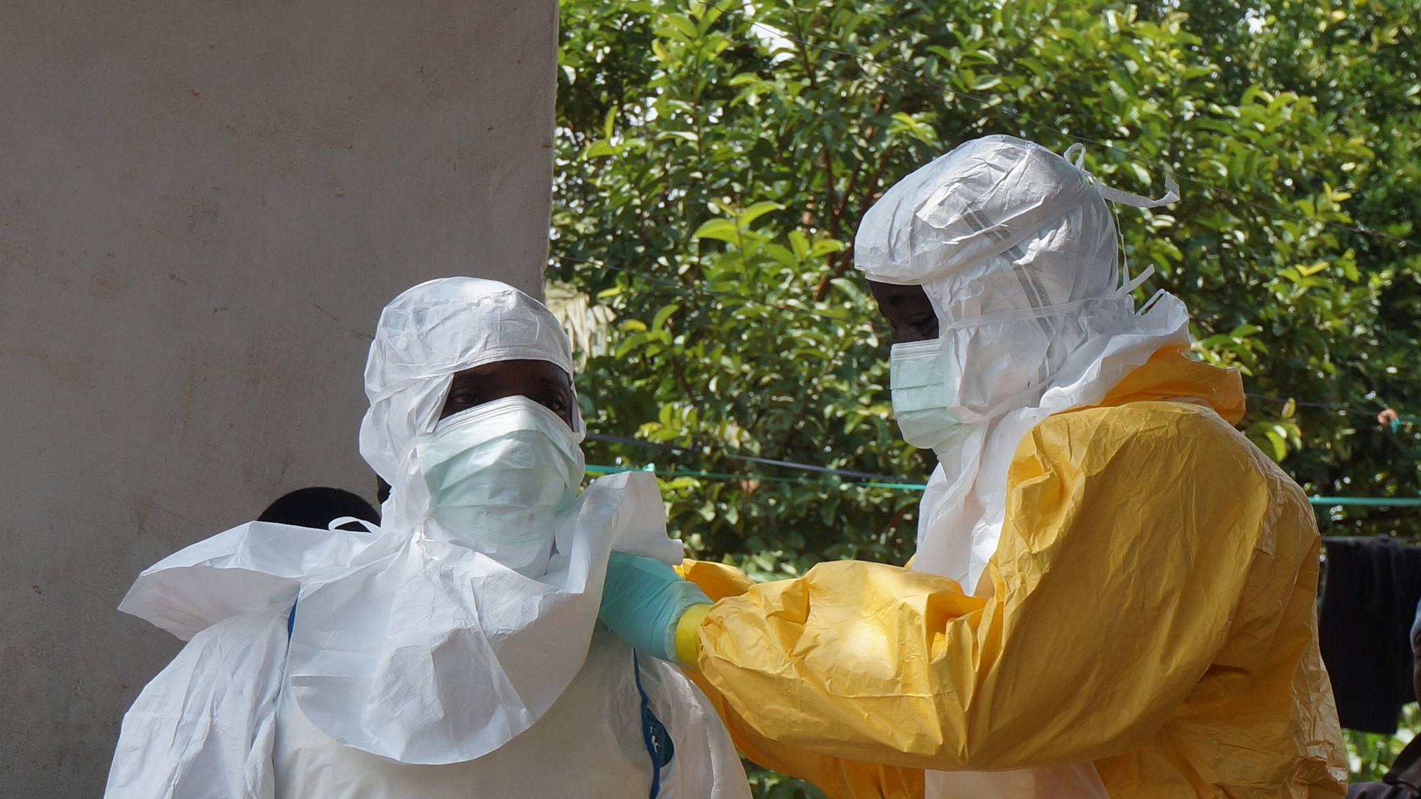 Sierra Leoneans Are Collecting Ebola Data with Their Phones