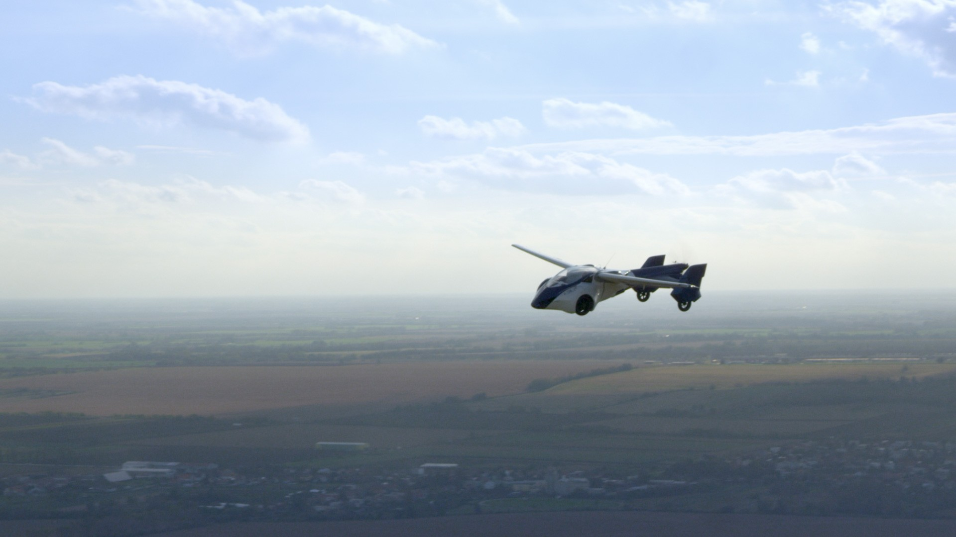 Another Flying Car Option for the Rich and Lazy