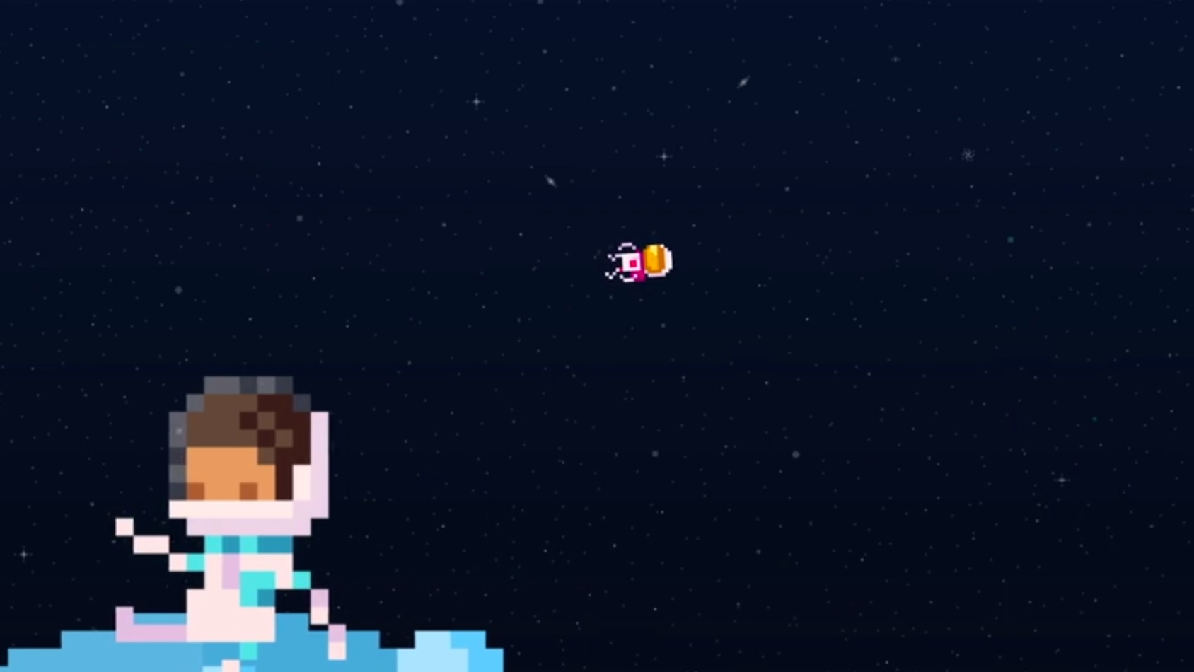 'Sunburn' Is an Adorable Sci-Fi Game About Killing Yourself in Space