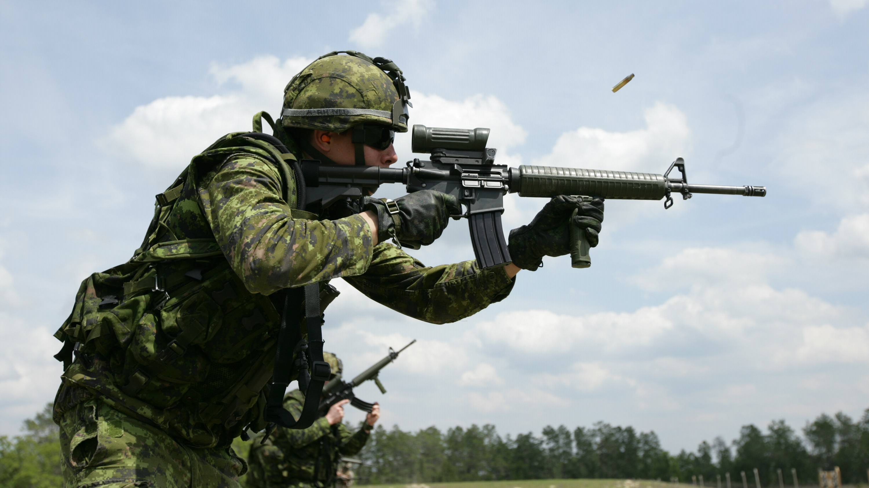 The Canadian Army Will Train to Kill in an Environmentally Friendly Gun Range