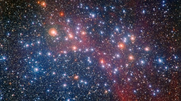 Look at This Rad-Ass Star Cluster