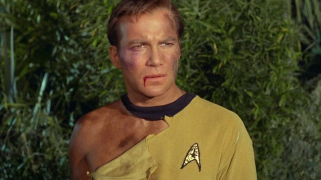 The Illogical Fighting Style of Captain James T. Kirk