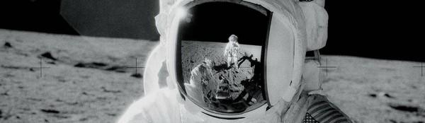 Hoe nieuwsgierigheid, geluk en één knopje het maanprogramma redden