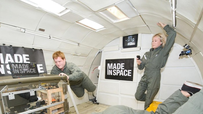 ​3D Printing in Space Is Really Hard