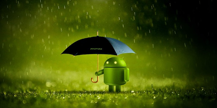 Goodbye, Android