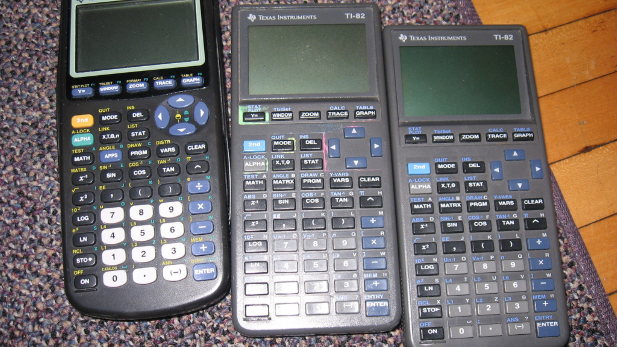 One Reason You Might Still Be Paying $120 for a TI-89 Calculator