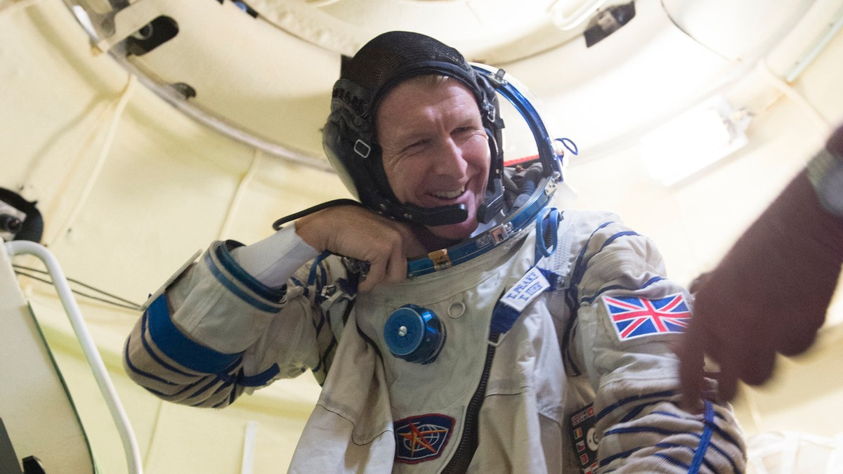 Tim Peake Will Be the First British Astronaut to Go to the ...
