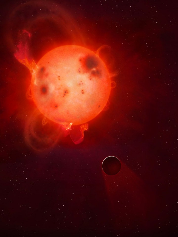 Turns Out This Earth-Like Planet Is Probably Uninhabitable
