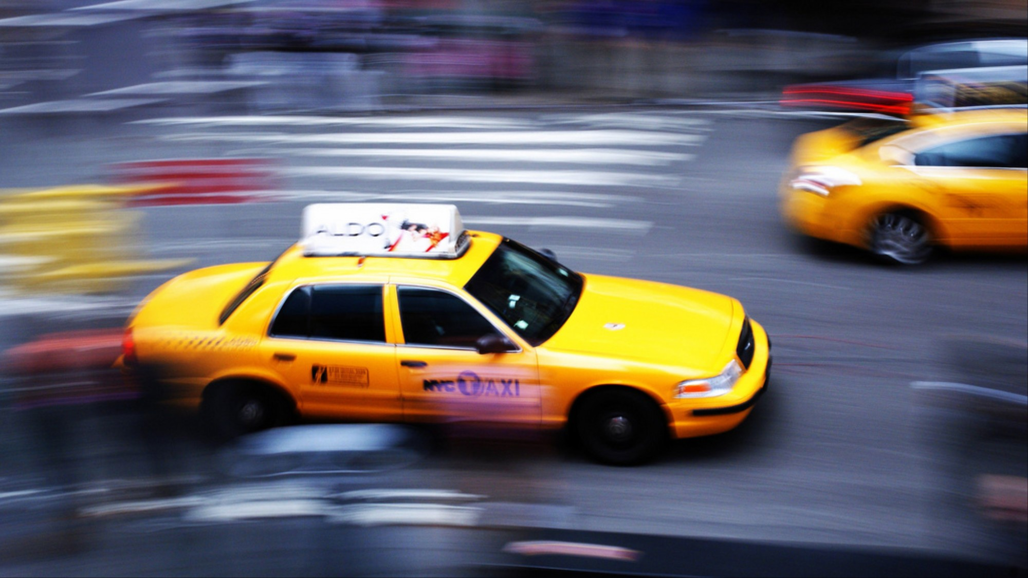 Data Shows Yellow Cabs, Not Uber, Still Rule Manhattan - VICE