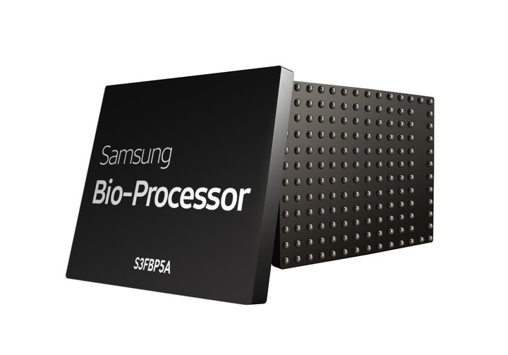 With Samsung's 'Bio-Processor,' Wearable Health Tech Is About To Get Weird