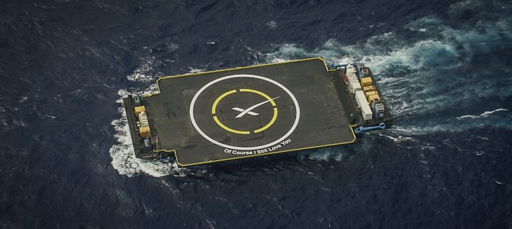 Why SpaceX's 'Next Few Missions' Will Attempt to Land a Rocket at Sea - VICE