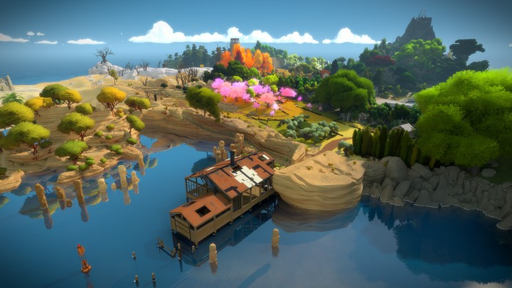 'The Witness' è una lezione di semiotica