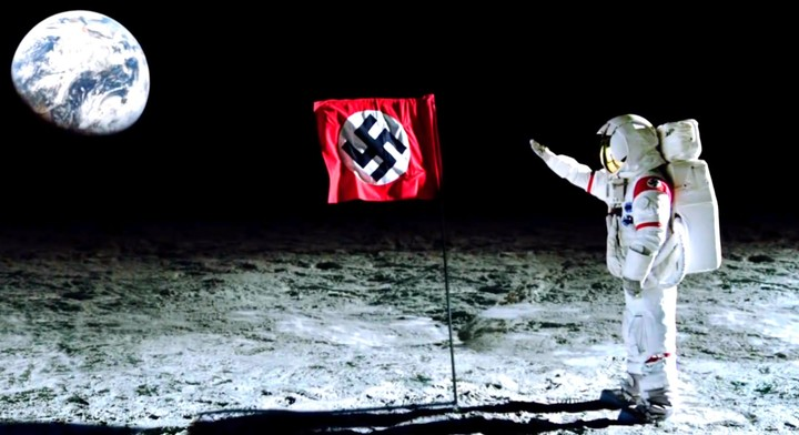 Why Do We Keep Finding Nazis on the Moon?