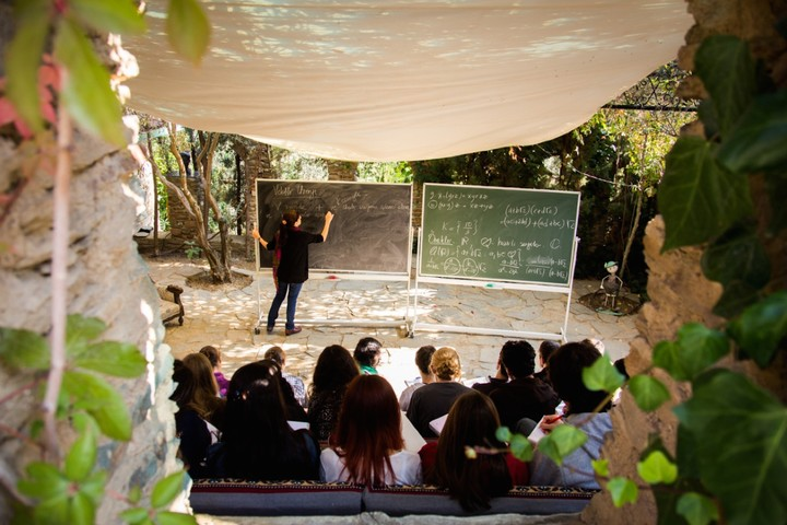 Welcome to the Turkish 'Village' Dedicated to Maths