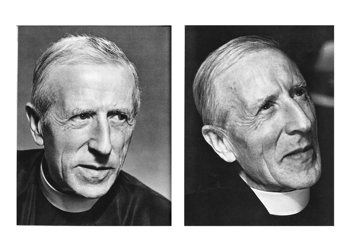 The Jesuit Priest Who Believed in God and the Singularity