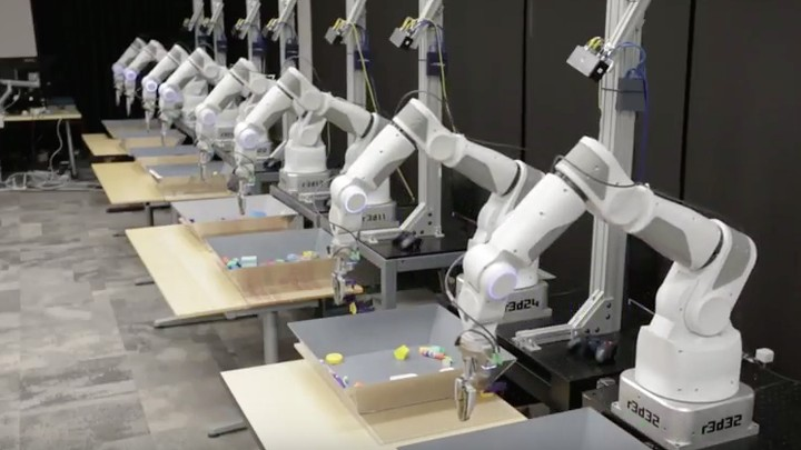 research paper on hand eye coordination Objects in the scene, thus learning hand-eye coordination we then use this  network to  1 an extended version of this paper is available online [levine et al,  2016]  the international journal of robotics research, 34(4-5):705–724,  2015.
