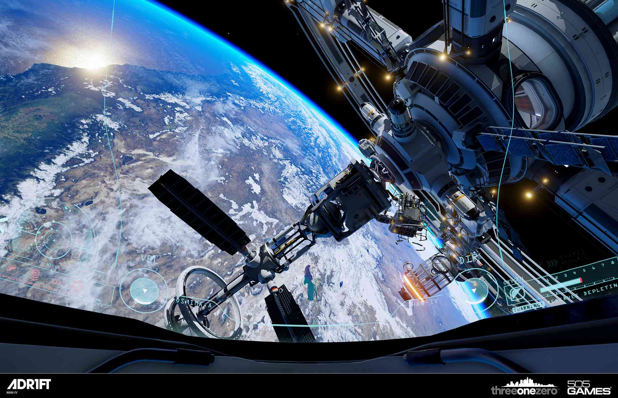 Adr1ft' Is the First Real VR Game - VICE