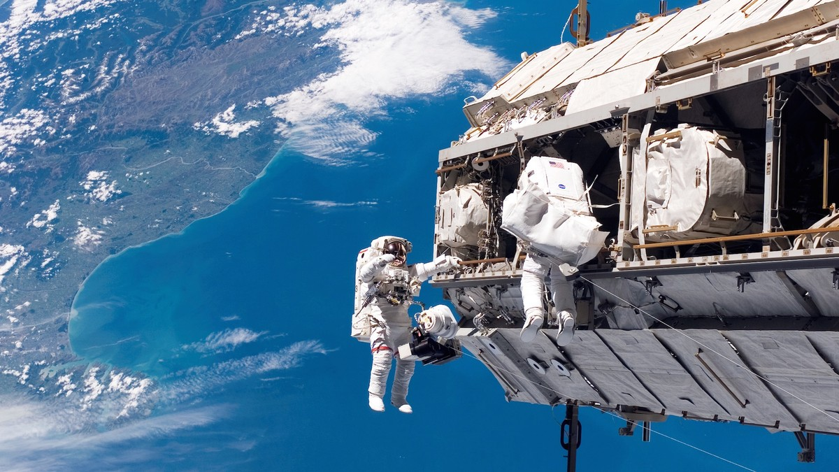 an exhaustive inventory of the international space station s