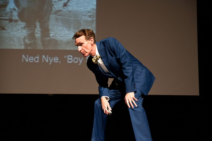 Bill Nye Is Talking Out of His Ass on Quantum Physics