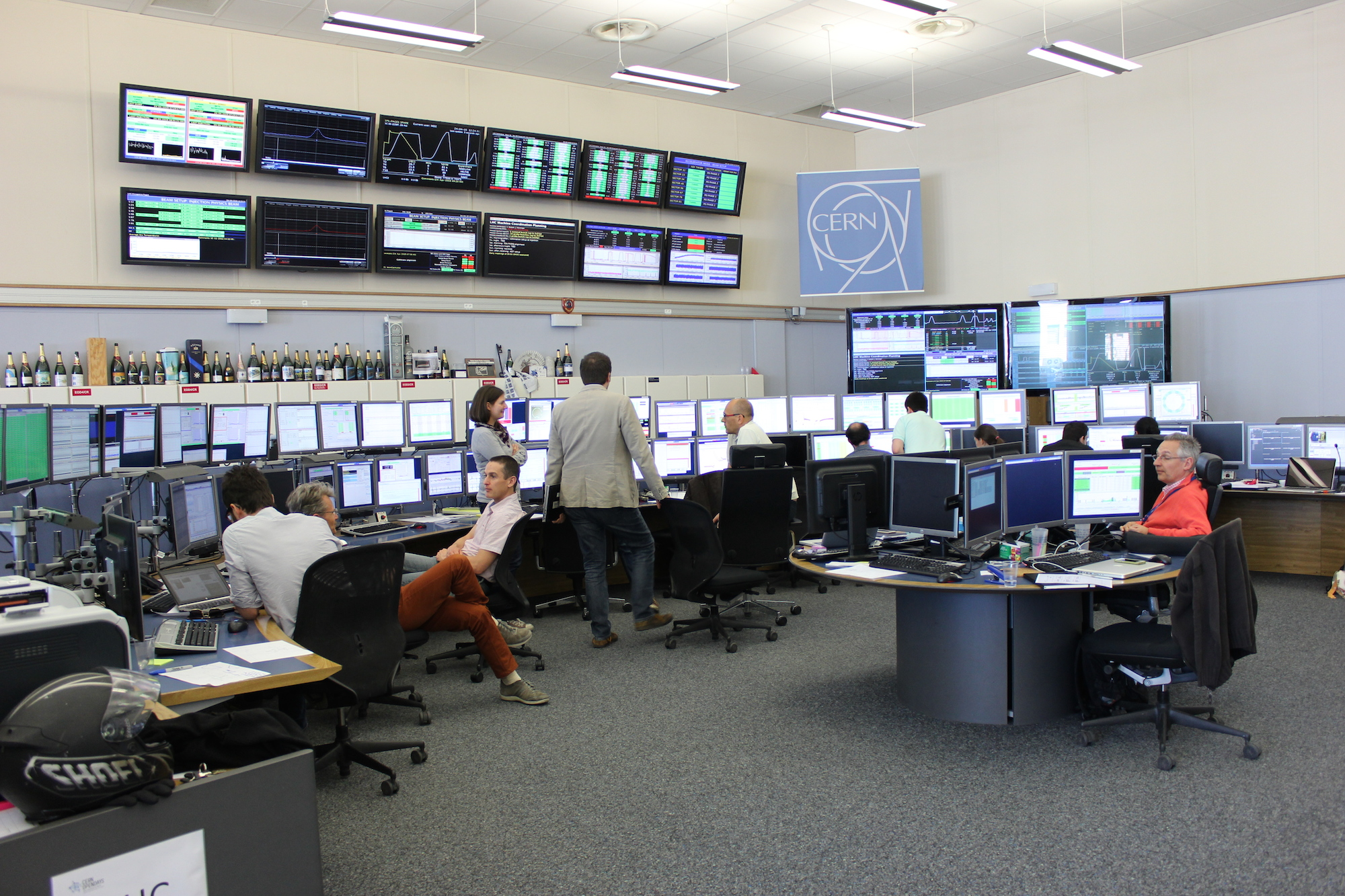 How CERN Fights Hackers - VICE