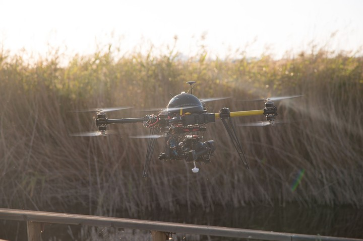 The Internet of Drones Is Coming