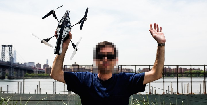 The FAA Revoked an Airplane Pilot's License for Flying a Drone