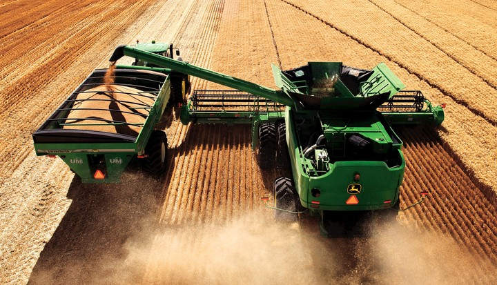 Self-Driving Cars Are Coming, but Self-Driving Tractors Are Already Here