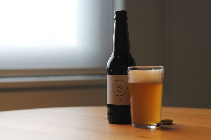The Arrival of Artificially Intelligent Beer