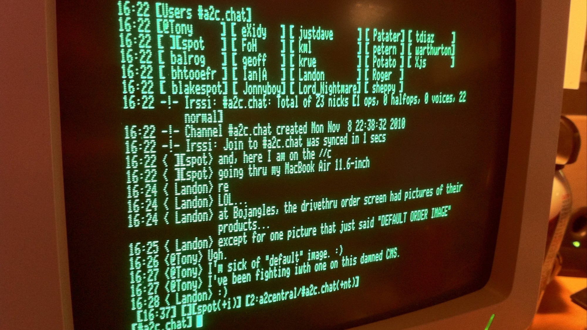 Hack This: How to Start an IRC Channel - VICE