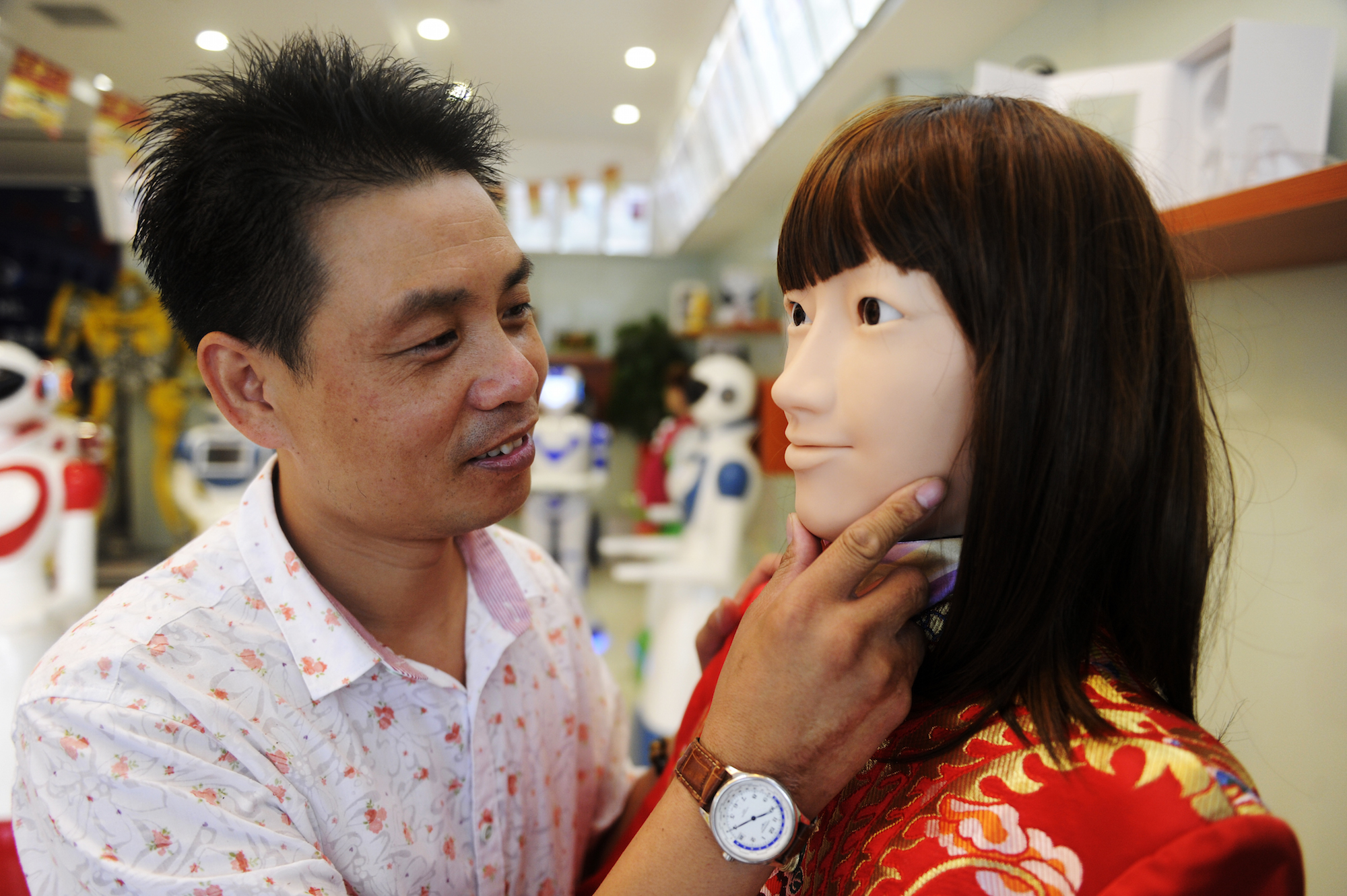Child sex dolls I Went to a Chinese Robot Shop to Witness the Coming of the Sex Dolls -  Motherboard