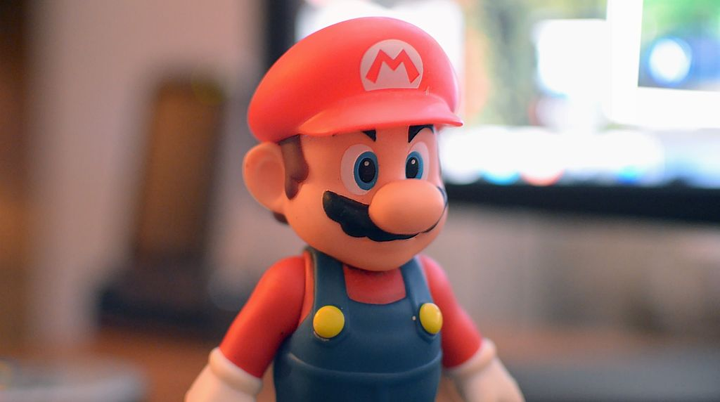 super mario isn t a human being motherboard
