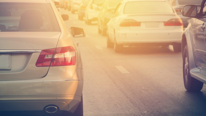 Spending Time Around Traffic Is Literally Destroying Your Brain