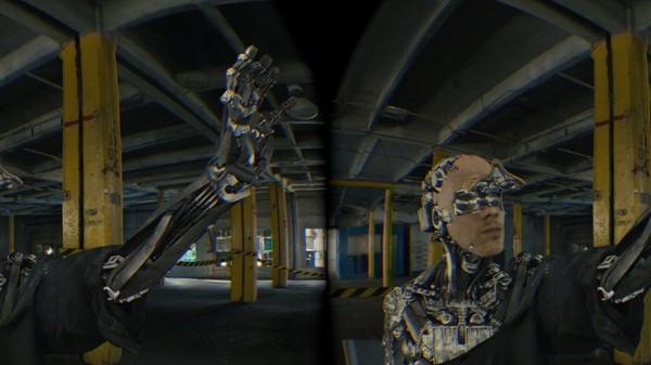 I Lived Through a Robot Insurrection in Virtual Reality