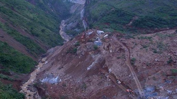 What China's Drone-Led Search for Earthquake Survivors Looks Like