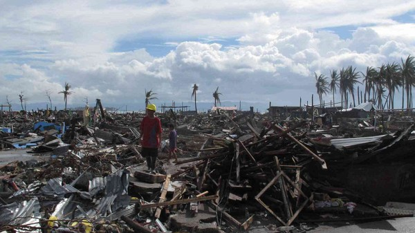 ​Natural Disasters Displaced Three Times More People Than War in 2013