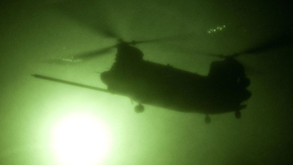 Did Space Weather Help Down a US Army Helicopter?