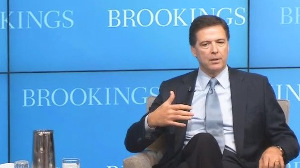 FBI Director: If Apple and Google Won't Decrypt Phones, We'll Force Them To