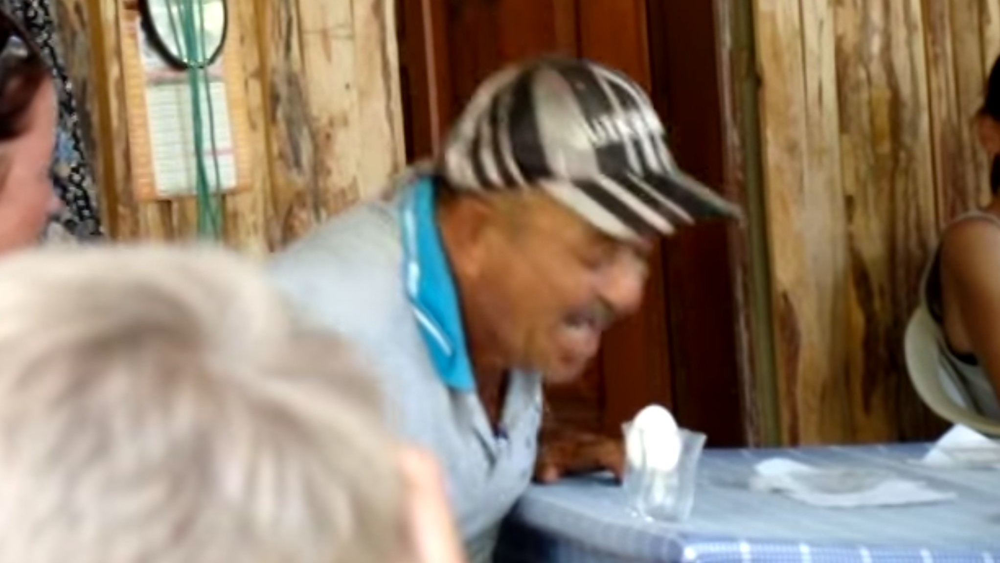 'Turkish Man Yelling 'Meow' at an Egg' Is the Best YouTube Video