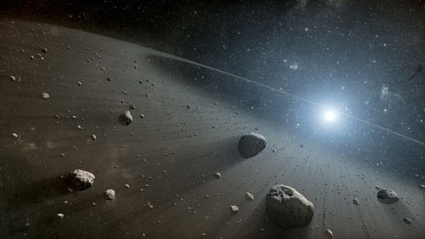 Asteroids Could Be 'Stepping Stones' to Mars