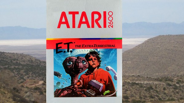 Those Exhumed E.T. Games Are For Sale on eBay