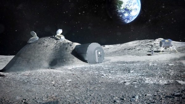 Zo gaat je huis op de maan eruit zien
