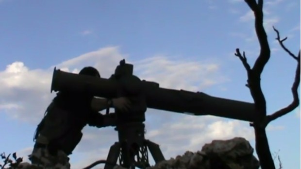 Syrian Rebels Are Uploading Videos of Themselves Using American Weapons