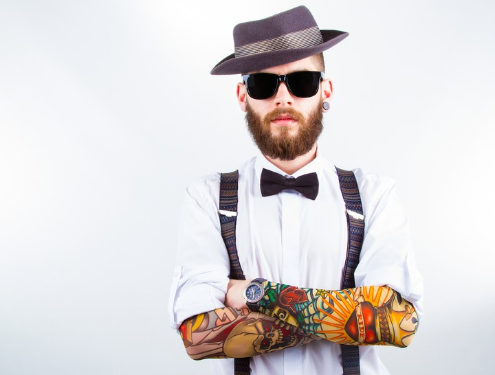 The Math Behind the Hipster Effect