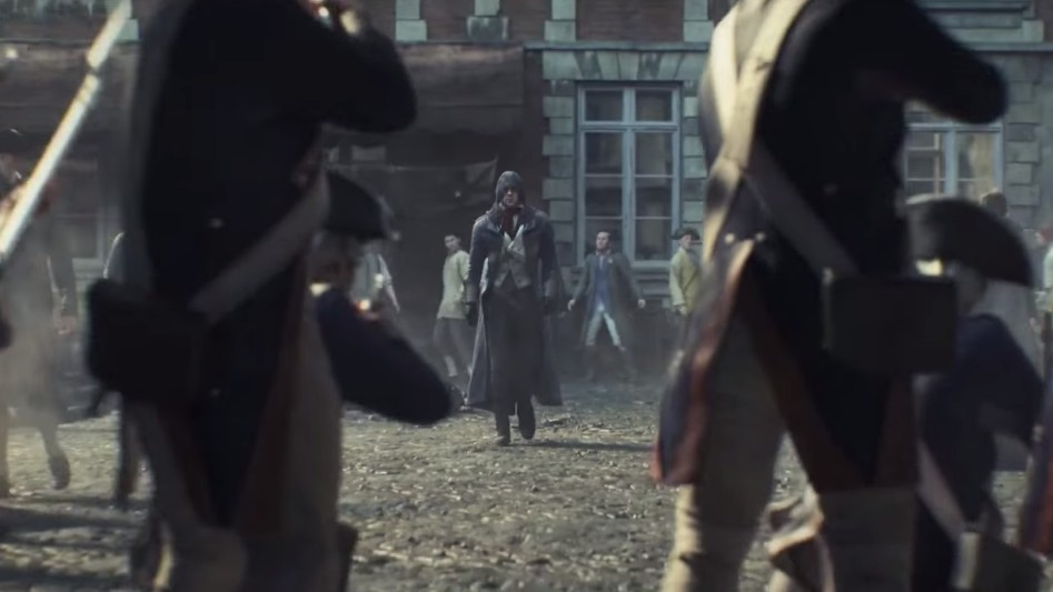 Meet the Historian Behind 'Assassin's Creed Unity'
