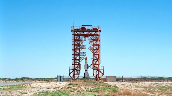 Take an Eerily Beautiful Tour of NASA's Abandoned Launch Pads