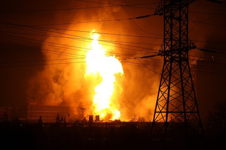 Natural Gas Pipeline Leaks And Explosions