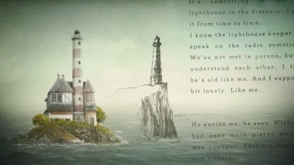 Video Game or Bedtime Story? 'The Sailor's Dream' Is Weird and Rad