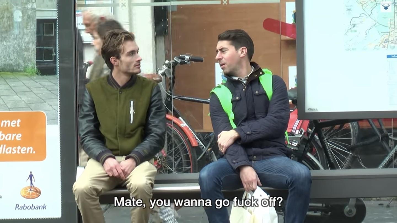 VRIJDAG VIRALSPOILER: Amsterdam is eigenlijk superturbomega homo-onvriendelijk!